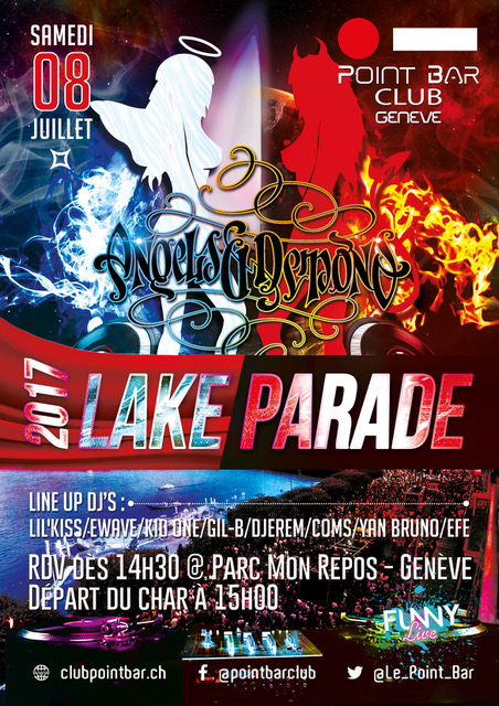 Line Up : Point Bar Lake Mobile
