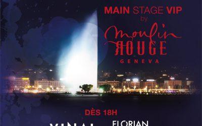 Main Stage VIP by Moulin Rouge